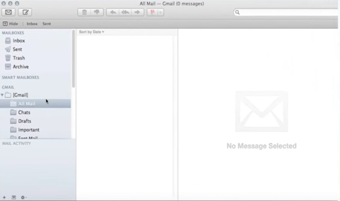 SaneBox | Apple Mail Emails are Appearing Blank